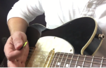 youtube guitar lesson video