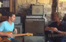 youtube guitar interview brett garsed