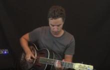 youtube slide guitar instruction video